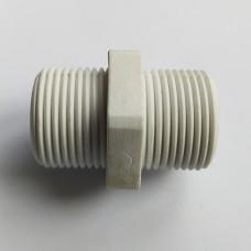 Çamaşır - Bulaşık Makinesi Şebeke Hortumu Nipel ( Birleştirme )